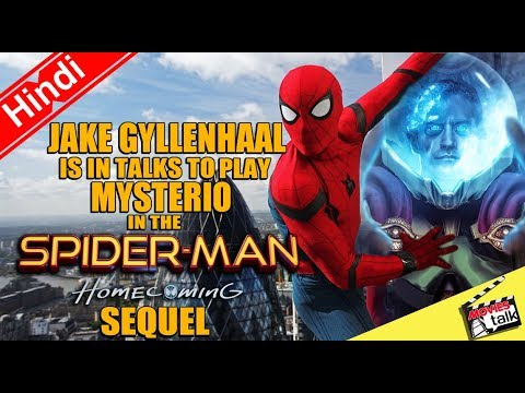 Jake Gyllenhaal As Mysterio In SPIDERMAN: HOMECOMING Sequel Explained In Hindi