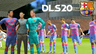 Dream League Soccer 2020 How To Get Fc Barcelona 19/20 Kits | DLS20 Mobile |