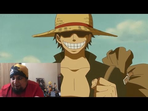Live Reaction One Piece Episode 522 523 524 - Pirate King's Strawhat