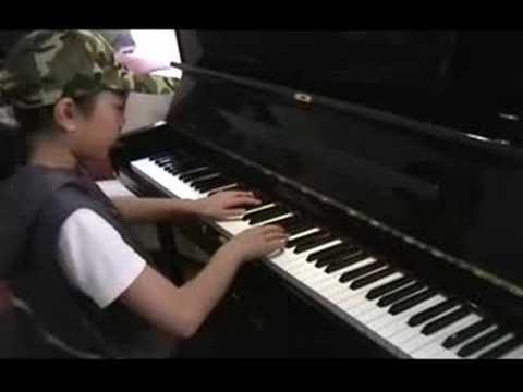 Sunshine Heart Beat (Piano Version)