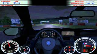 BMW M3 Challenge NIGHT Gameplay