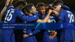 UEFA Champions League | Round of 16 | Chelsea v Atlético Madrid | Highlights