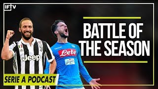 Juventus vs napoli preview - here's who's taking the scudetto