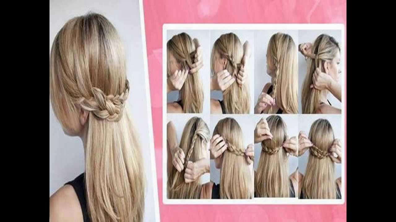 5 peinados increíbles! fáciles! divinos! no te los puedes perder!