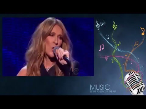"""Celine Dion - """"All The Way"""" Sinatra 2015 ( Tribute To Rene Angelil )"""
