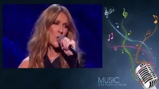 "Celine Dion - ""All The Way"" Sinatra 2015 ( Tribute To Rene Angelil )"