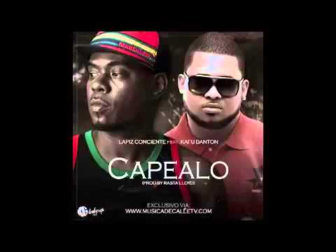 Lapiz Conciente feat. Kafu Banton — Capealo (Audio)