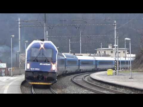 Vlaky RAILJET