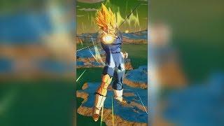 Dragon Ball Legends - Sparking Majin Vegeta (Red Melee) Super Move & Ultimate Skill!