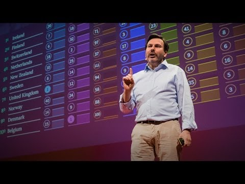 Which country does the most good for the world? | Simon Anholt