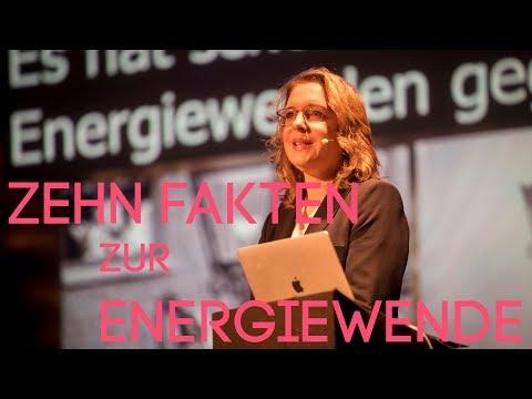 Zehn Fakten zur Energiewende: Warum wir mehr Irrsinn wagen sollten – Prof. Dr. Claudia Kemfert