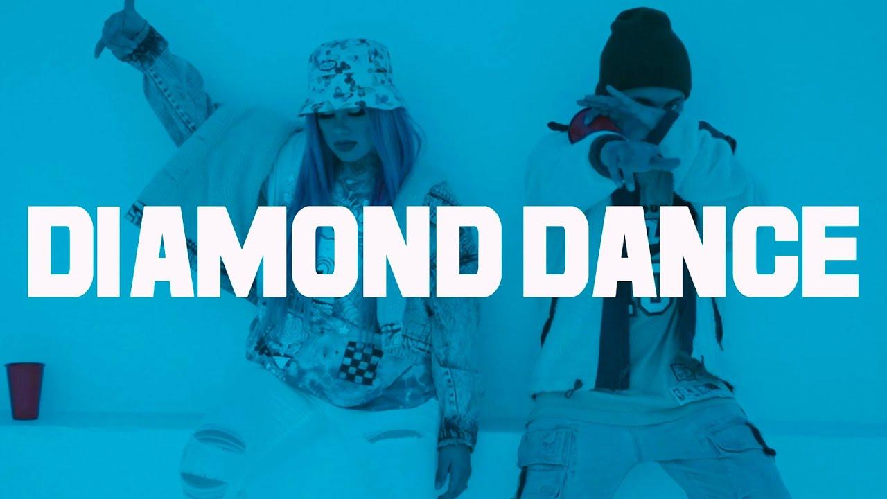 AJ Hernz - Diamond Dance (ft. Snow Tha Product)