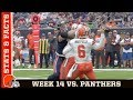 Stats & Facts: Week 14 vs. Panthers | Cleveland Browns
