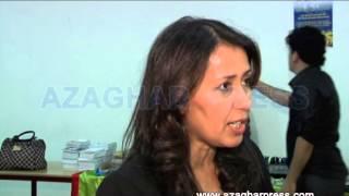 المحامية عائشة ألحيان عن واقع المرأة الأمازيغية