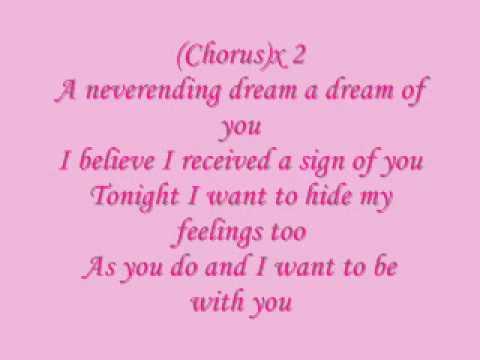 a never ending dream lyrics