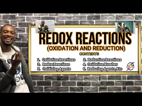 Oxidation And Reduction | Redox Reactions (Simplified)