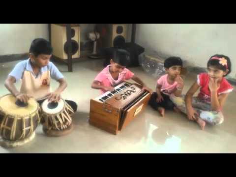 Vithal namachi shala by madhu & Sarang