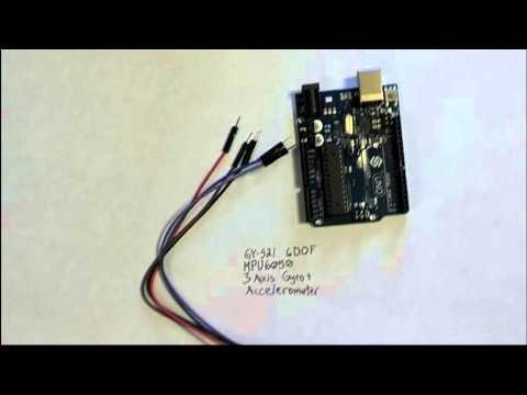 GY-87 10DOF 3-axis Gyro 3-axis Acceleration - DXcom