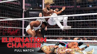 FULL MATCH - SmackDown Tag Team Title Elimination Chamber Match: Elimination Chamber 2020