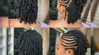 SEPTEMBER SUPER-LOVELY  STYLES  FOR YOUR NATURAL  HAIR.