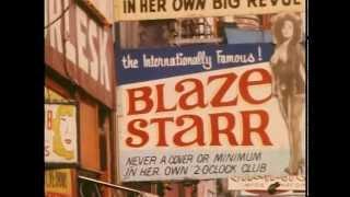 """Baltimore's """"Block"""" circa 1976"""