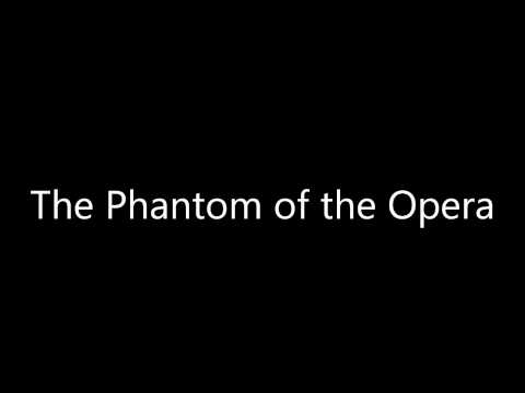 歌劇魅影組曲 The Phantom of the Opera