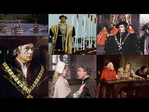 BRIEF EXCERPT • from Documentary on actor Paul Scofield