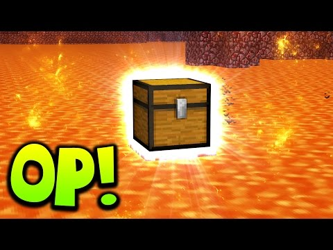 MOST OVERPOWERED CHEST! (Minecraft Ice Factions #3)