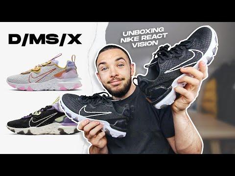 LES SNEAKERS PARFAITES POUR L'ÉTÉ ? (Nike React Vision)