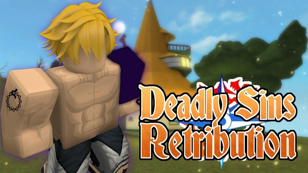 seven deadly sins game roblox