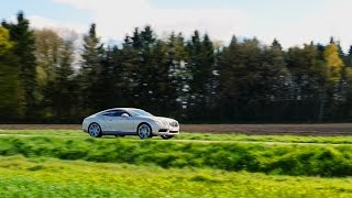 Bentley Continental GT V8 Review | One of the Best (English Subtitles)