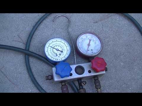 Delfield refrigerator refrigerant leak repair