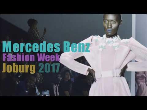 Quiteria & George: Mercedes Benz Fashion Week Joburg 2017 people magazine.