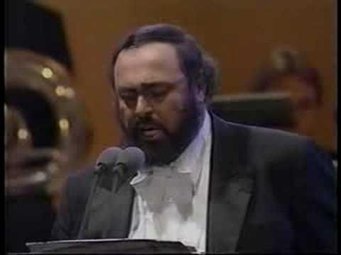 Pavarotti- Granada
