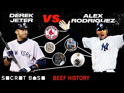 Alex Rodriguez ruined his friendship with Derek Jeter ... and then they became teammates