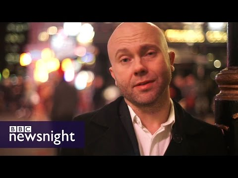 Should PrEP/Truvada Be Given To Gay Men At Risk Of HIV? - BBC Newsnight