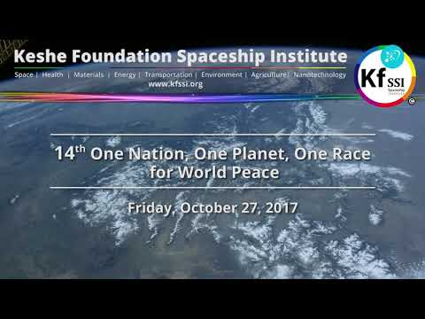 14th One Nation One Planet One Race for World Peace Oct 24 2017
