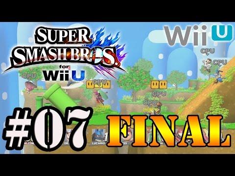 Let's Play: Super Smash Bros for Wii U - Parte 7 [FINAL]