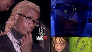 Trippie Redd Asks Young Thug Out On A Date! 😂