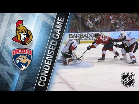 12/23/17 Condensed Game: Senators @ Panthers