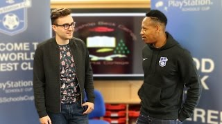 WOULD YOU RATHER WITH NATHANIEL CLYNE!!!