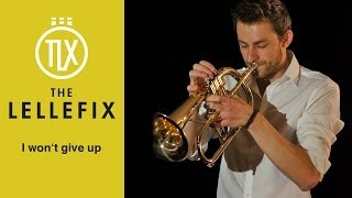 I won't give up - Jason Mraz - Trumpet cover (Flugelhorn)