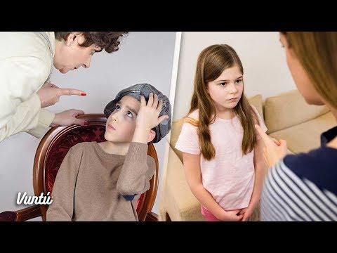 Frases que nunca debes decirle a tu hijo