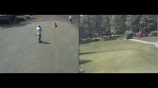 Charitee Hole in One Video from Back Nine Club in Lakeville MA