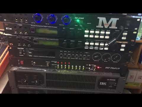 Vang Số MAINGO MP-8DSP, Giá 2tr4, Dễ Dùng,vang, Echo,Reverb,Effect, Hay Ngọt Và Sáng, LH:0165392529