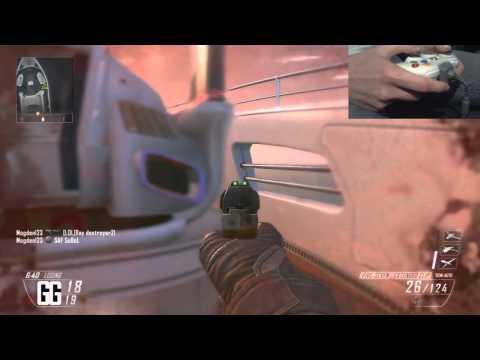 Handcam! Get your trigger finger on Five-Seven!   BO2