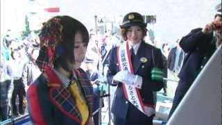 AKB48 田名部 生来さんがパワーセンター大津のイベントに登場 仲谷明香...