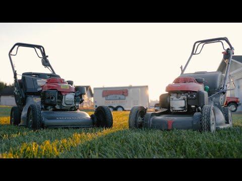 lawn mower repair honda hrc commercial mower eng doovi