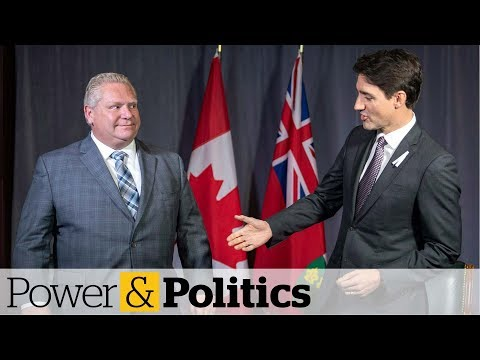 Trudeau moving the goalposts on climate change, Ford says | Power & Politics