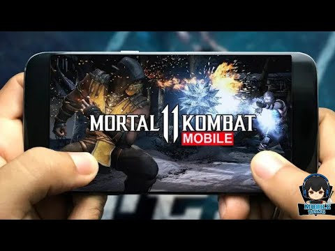 Mortal Kombat 11 Android Download | For All Android MOBILE